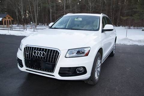 2014 Audi Q5 for sale at Essex Motorsport, LLC in Essex Junction VT