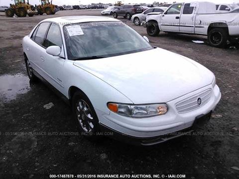1999 Buick Regal for sale at AMF Motors in Seagoville TX