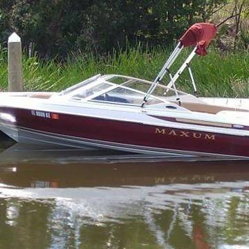 1998 Maxum BOAT for sale in Seagoville, TX