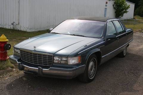 1995 Cadillac Fleetwood for sale in Seagoville, TX
