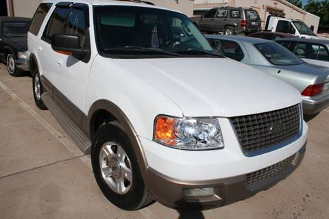 2004 Ford Expedition for sale at AMF Motors in Seagoville TX