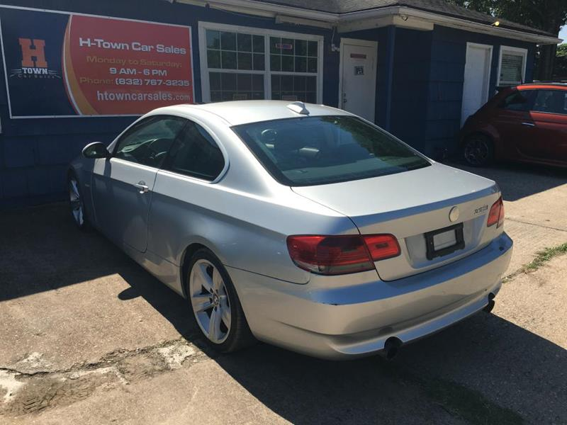 2008 bmw 3 series 335i in houston tx h town car sales