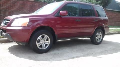 2003 honda pilot for sale in texas for Wildcat motors corpus christi texas