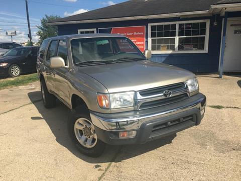 2002 Toyota 4Runner for sale in Houston, TX