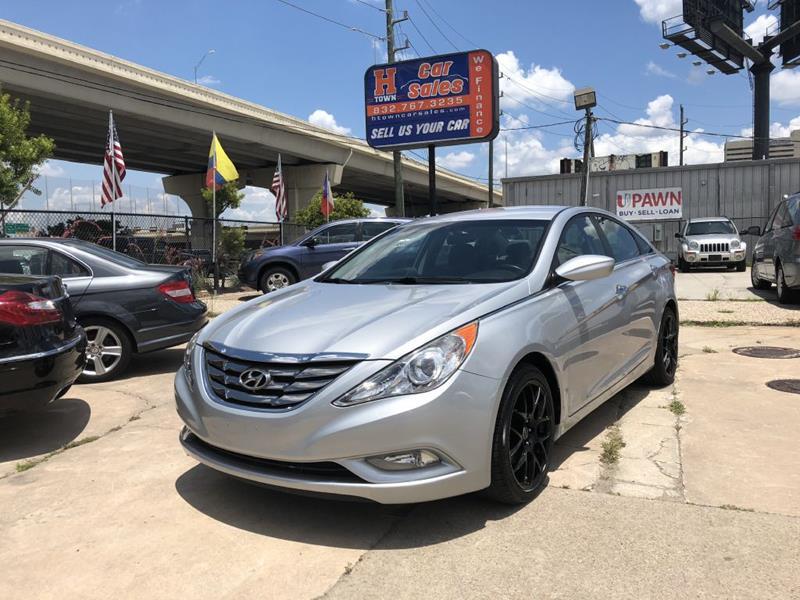 2011 Hyundai Sonata For Sale At H TOWN CAR SALES In Houston TX