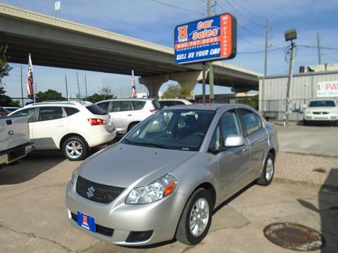2013 Suzuki SX4 for sale in Houston, TX