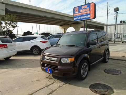 2008 Honda Element for sale in Houston, TX