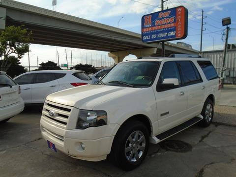 2007 Ford Expedition for sale in Houston, TX