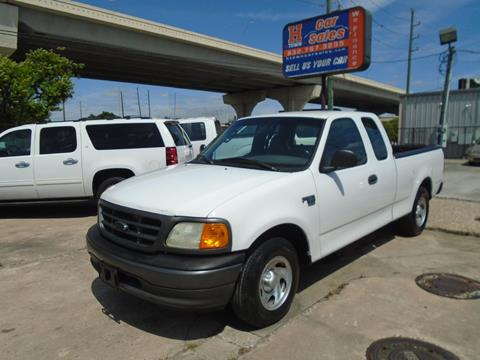 Ford F-150 Heritage For Sale in Houston, TX - H-TOWN CAR SALES