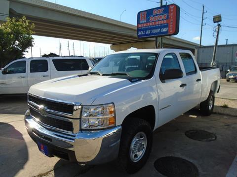 Used 2008 Chevrolet Silverado 2500 For Sale in Houston, TX ...