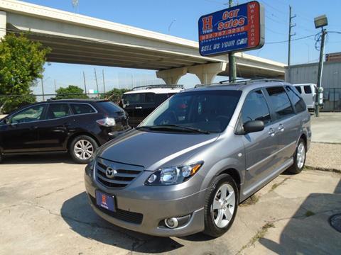 2005 Mazda MPV for sale in Houston, TX