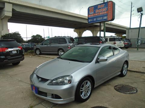 2005 Acura RSX for sale in Houston, TX