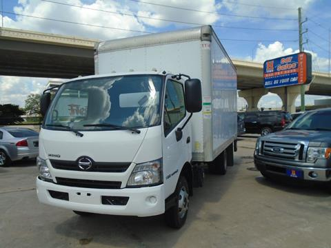 2017 Hino 155 for sale in Houston, TX