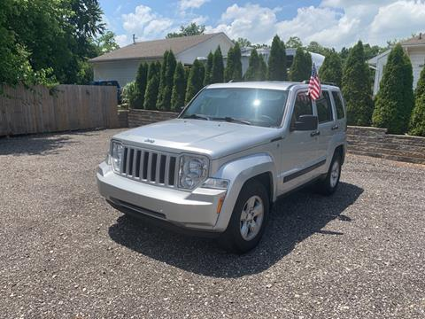 2009 Jeep Liberty for sale in Baltimore, OH