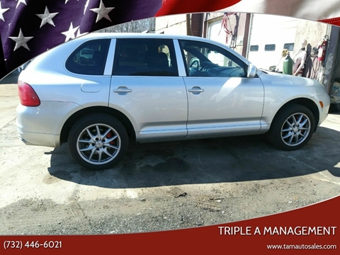 2005 Porsche Cayenne for sale in Monroe Township, NJ