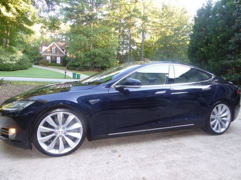 2013 Tesla Model S for sale in Suwanee, GA