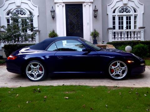 2005 Porsche 911 for sale at North Point Motorcars Inc. in Suwanee GA