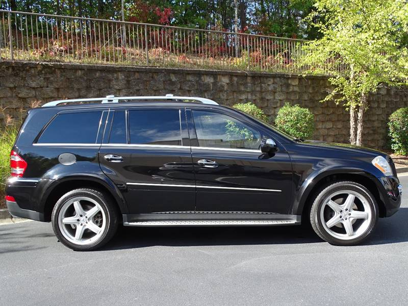 2009 Mercedes-Benz GL-Class for sale at North Point Motorcars Inc. in Suwanee GA