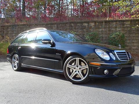 2007 Mercedes-Benz E-Class for sale at North Point Motorcars Inc. in Suwanee GA