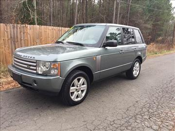 2005 Land Rover Range Rover for sale in Durham, NC