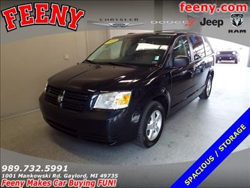 2010 Dodge Grand Caravan for sale in Gaylord, MI
