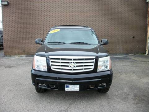 2002 Cadillac Escalade EXT for sale in Dayton, OH