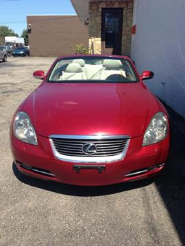 Lexus Dealers In Ohio >> 2006 Lexus Sc 430 For Sale In Dayton Oh