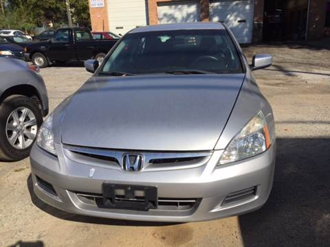 2007 Honda Accord for sale in High Point, NC