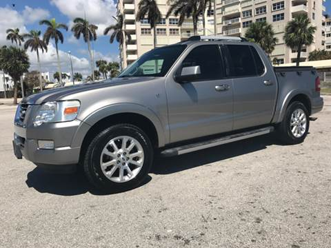 2008 Ford Explorer Sport Trac for sale in West Palm Beach, FL