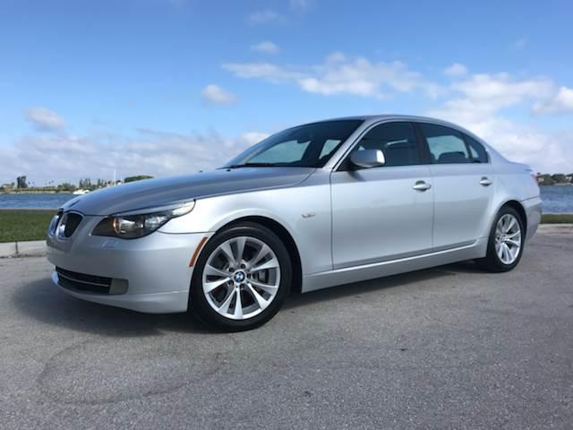 2009 BMW 5 Series For Sale At IDiehl Motorsports In West Palm Beach FL