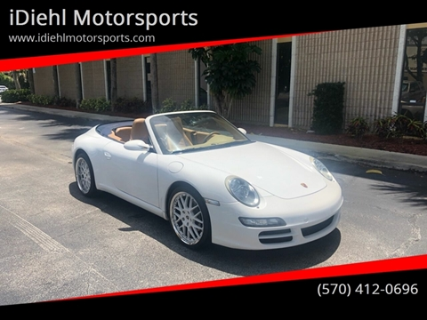 2005 Porsche 911 for sale in Lake Park, FL