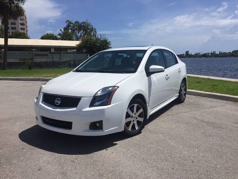 2012 Nissan Sentra For Sale At IDiehl Motorsports In West Palm Beach FL