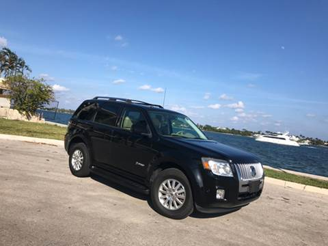2010 Mercury Mariner Hybrid for sale in West Palm Beach, FL