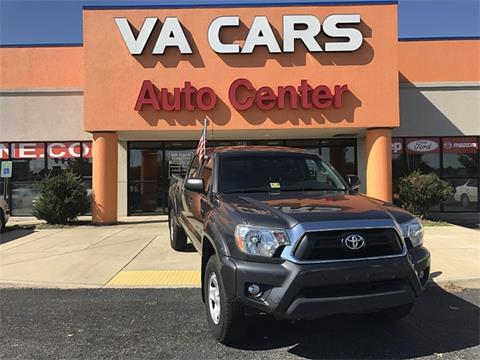 2013 Toyota Tacoma for sale in Hopewell, VA