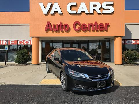 2015 Honda Accord for sale in Hopewell VA
