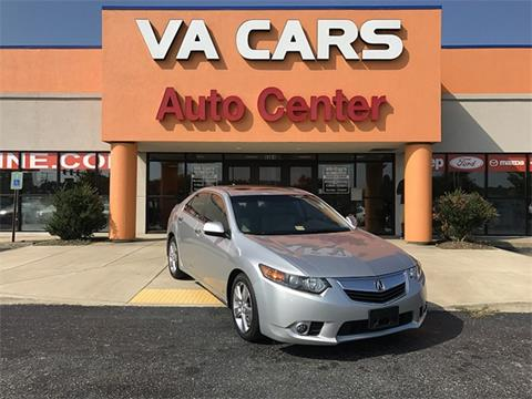 2012 Acura TSX for sale in Hopewell VA