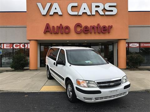 2004 Chevrolet Venture for sale in Hopewell VA