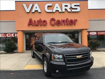 2014 Chevrolet Suburban for sale in Hopewell, VA