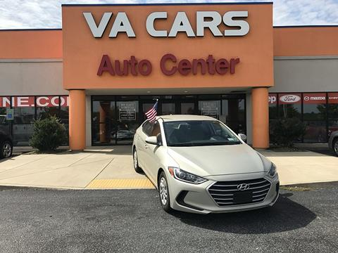 2017 Hyundai Elantra for sale in Hopewell VA