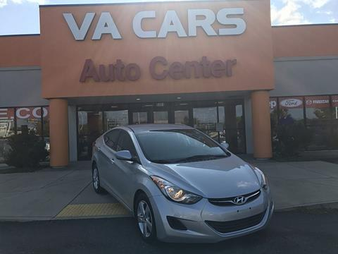 2013 Hyundai Elantra for sale in Hopewell VA
