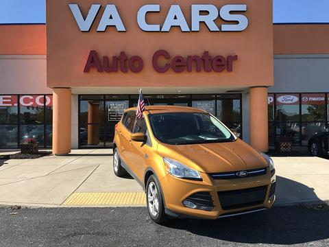2016 Ford Escape for sale in Hopewell VA