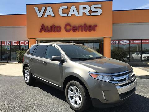 2014 Ford Edge for sale in Hopewell VA