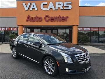 2013 Cadillac XTS for sale in Hopewell, VA