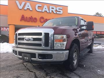 2008 Ford F-250 Super Duty for sale in Hopewell, VA