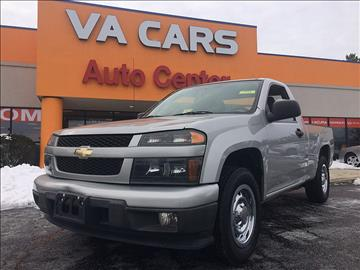 2012 Chevrolet Colorado for sale in Hopewell, VA