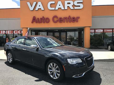 2016 Chrysler 300 for sale in Hopewell, VA