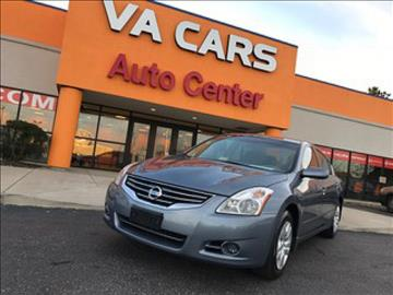 2012 Nissan Altima for sale in Hopewell, VA