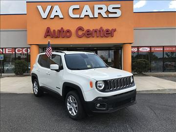 2016 Jeep Renegade for sale in Hopewell, VA