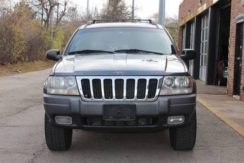 2002 Jeep Grand Cherokee for sale in Buffalo Grove, IL