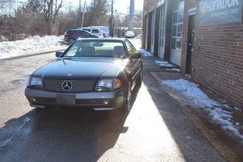 1995 Mercedes-Benz SL-Class for sale in Buffalo Grove, IL